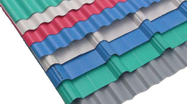 Color Metal Roofing Sheets | Metal roofing Sheets